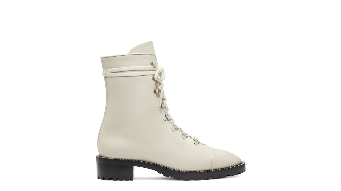 KOLBIE CHAIN BOOTIE, Oat, Product image number 0