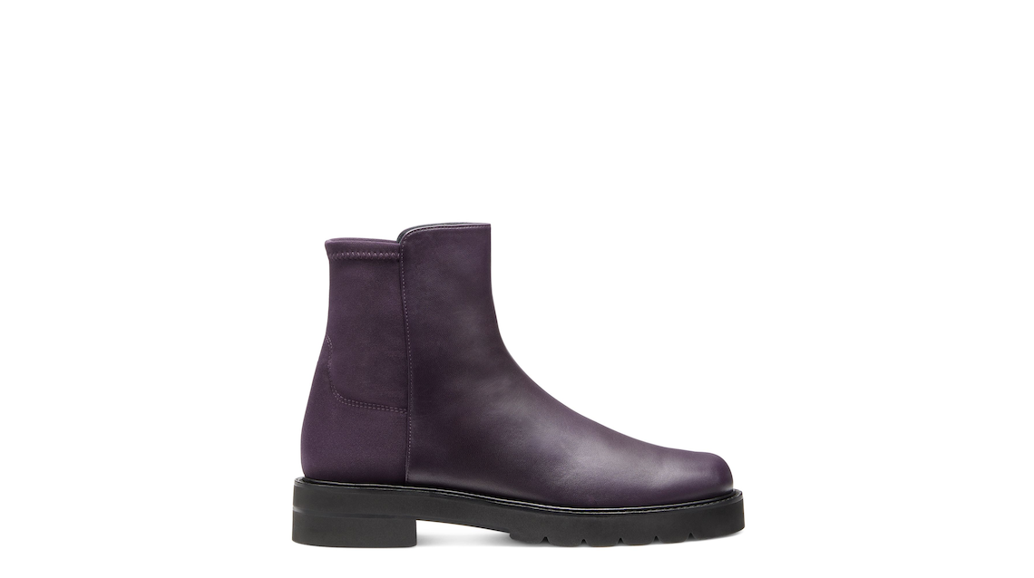 5050 LIFT BOOTIE, Aubergine purple, Product image number 0