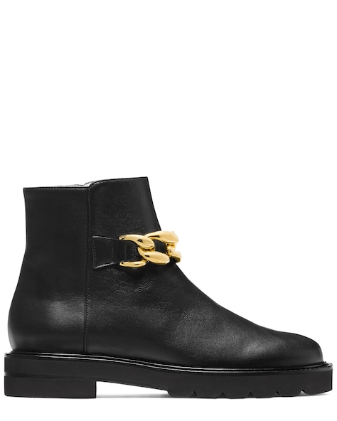 Chain Lift Bootie, Black, ProductTile