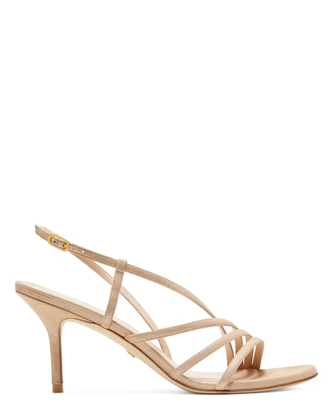 MELODIE 75 SANDAL, Platino gold, ProductTile