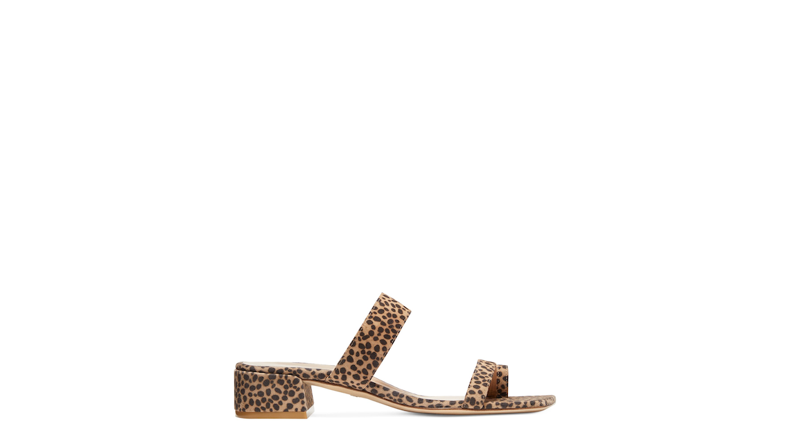 MAISIE 35 SANDAL, Leopard, Product image number 0