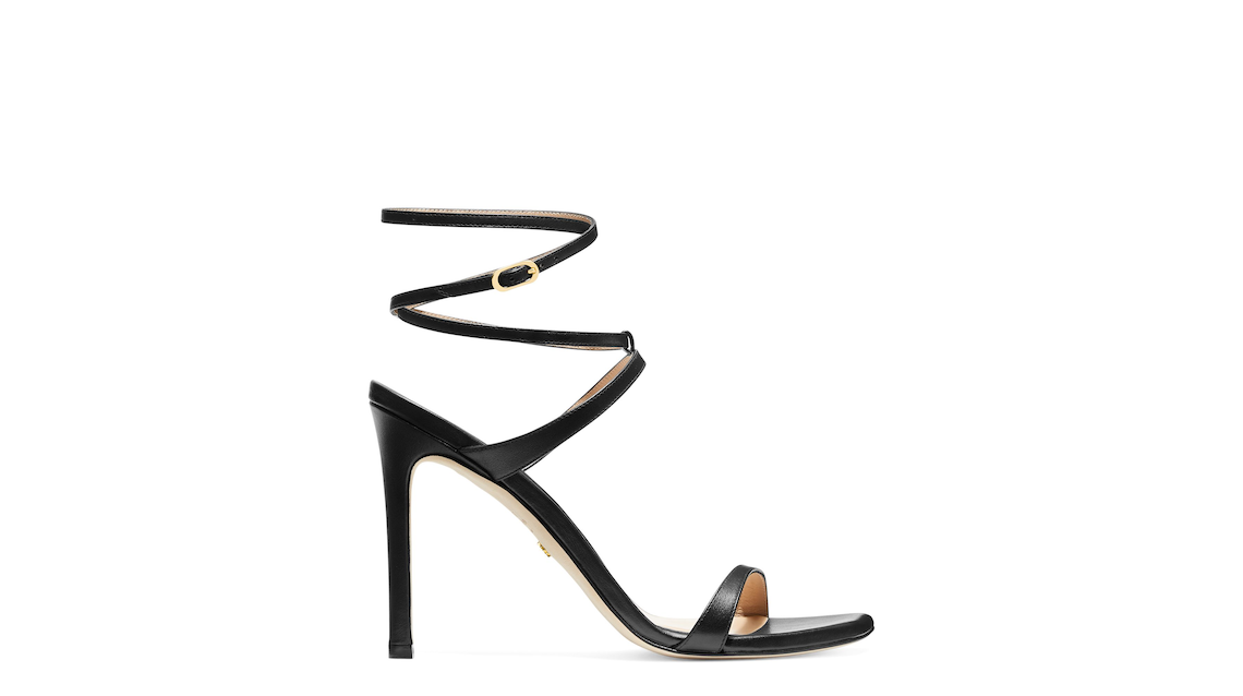 ELLSIE 100 SANDAL, Black, Product image number 0