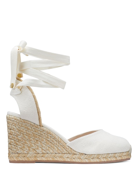 MARGUERITA ESPADRILLE WEDGE , NATURAL, ProductTile