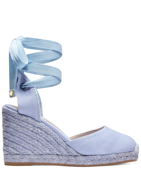 MARGUERITA ESPADRILLE WEDGE , Periwinkle, ProductTile