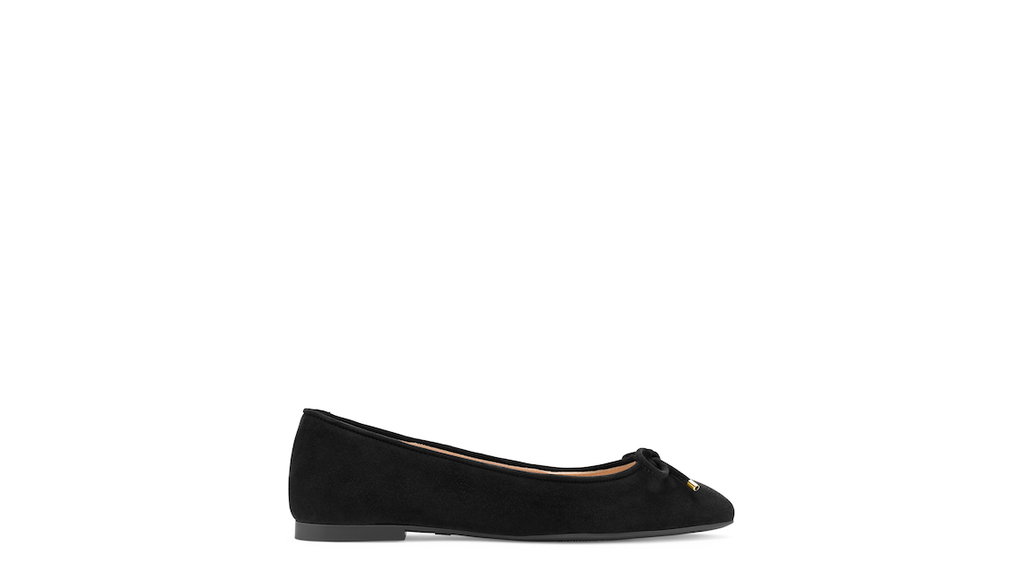GABBY FLAT, Black, Product image number 0