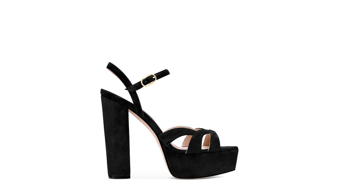 MISTY PLATFORM, Black, Product image number 0