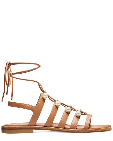 GOLDIE LACE-UP, Tan, ProductTile