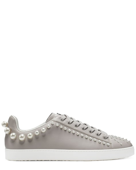 GOLDIE SNEAKER, Perla light gray, ProductTile