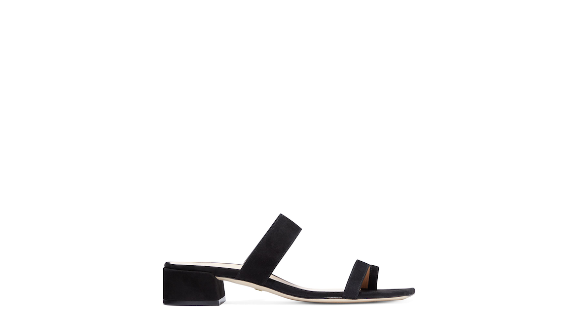MAISIE 35 SANDAL, Black, Product image number 0