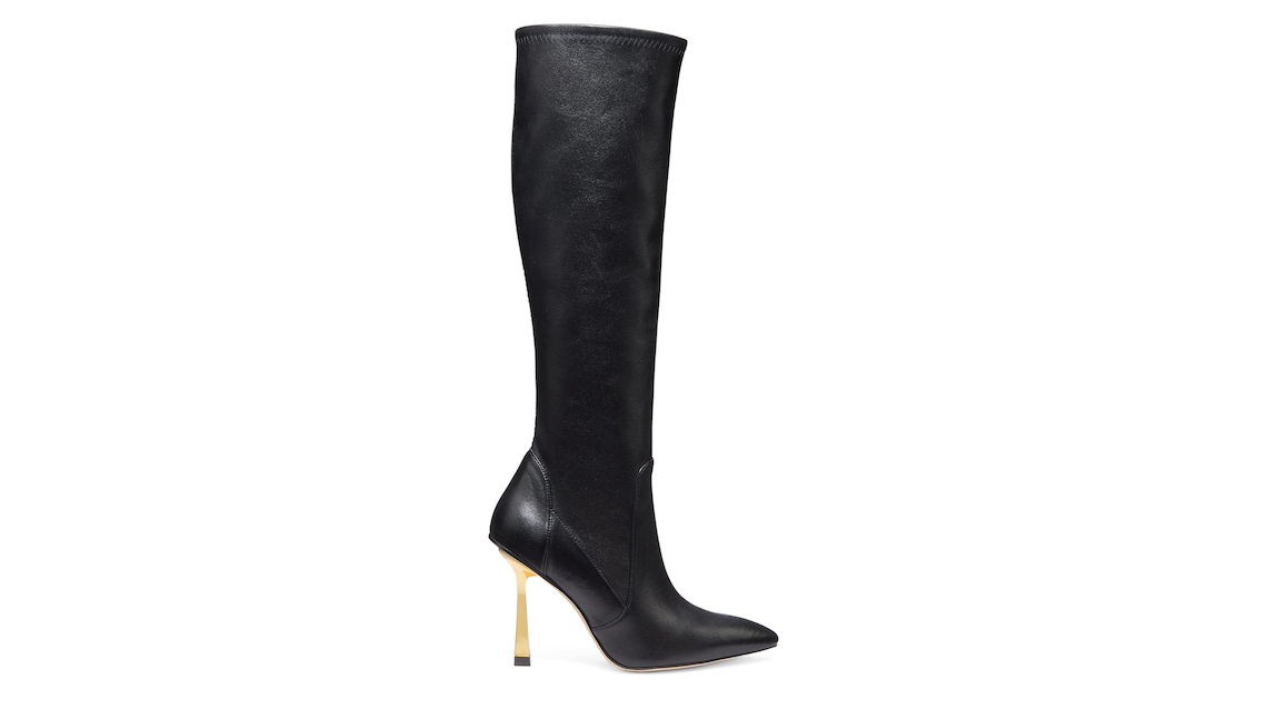MAX 100 BOOT, Black & Gold, Product image number 0