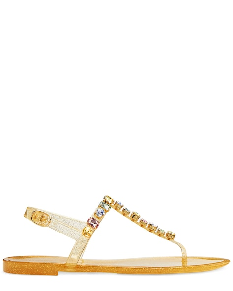 JAIDE GEM JELLY FLAT, Gold, ProductTile