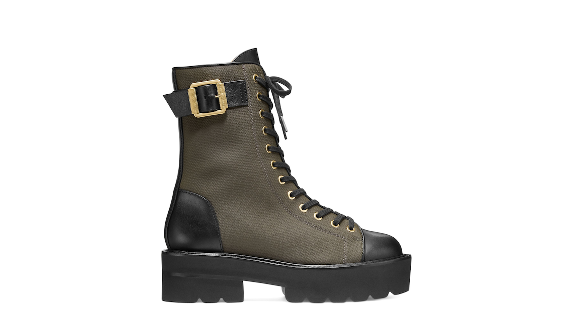 RYDER ULTRALIFT BOOTIE, Military green & black, Product image number 0