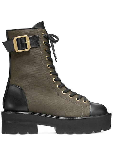 RYDER ULTRALIFT BOOTIE, Military green & black, ProductTile