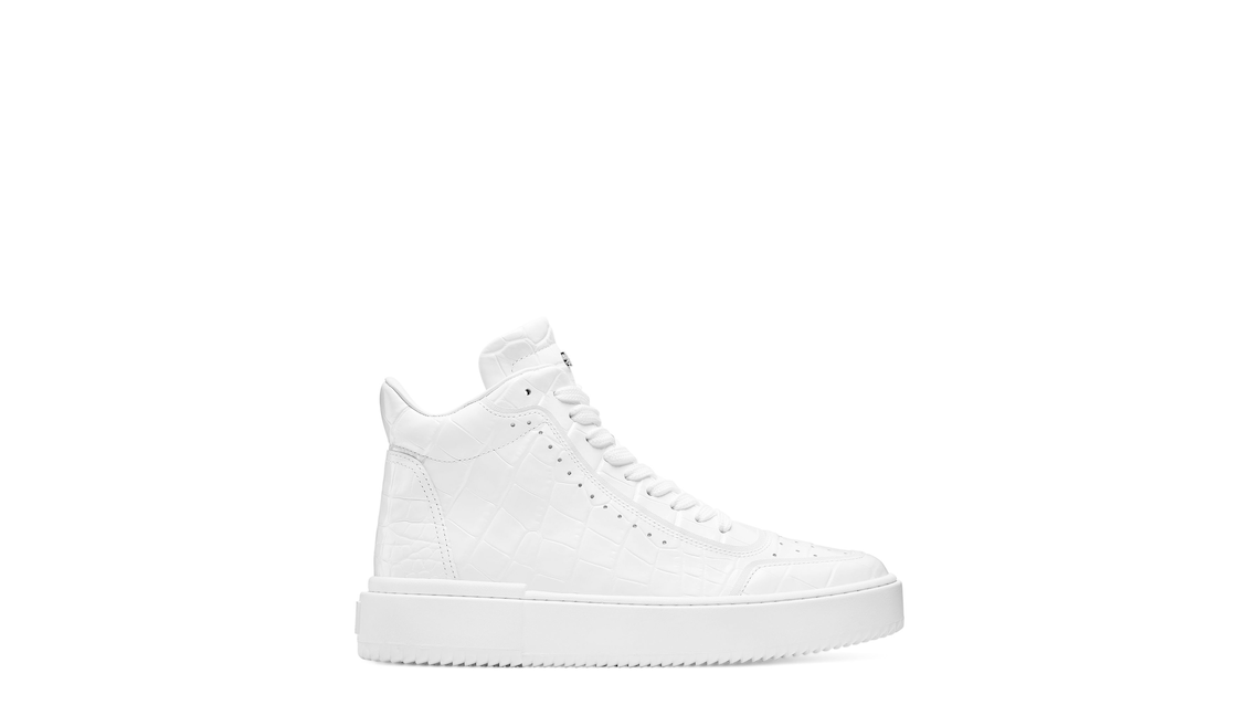 RYAN HIGH-TOP SNEAKER, White, Product image number 0