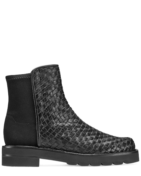 5050 LIFT WOVEN BOOTIE, Black, ProductTile
