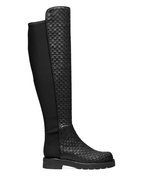 5050 LIFT WOVEN BOOT, Black, ProductTile