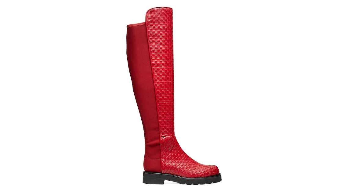 5050 LIFT WOVEN BOOT, Chile red, Product image number 0