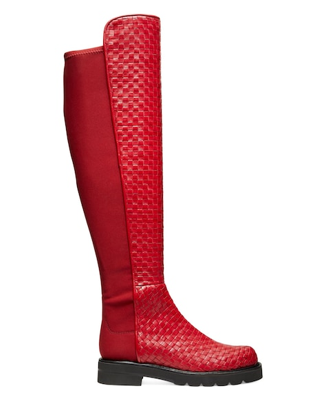 5050 LIFT WOVEN BOOT, Chile red, ProductTile