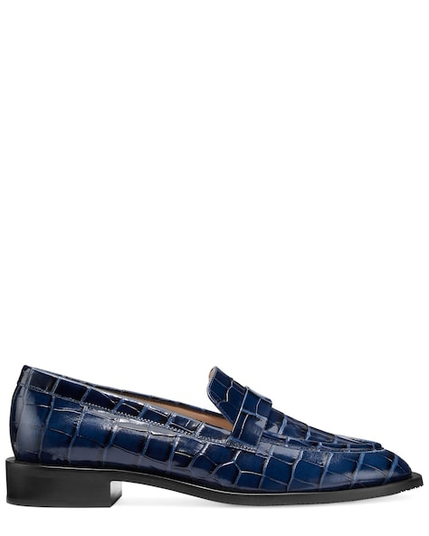 PALMER SLEEK LOAFER, Indigo, ProductTile