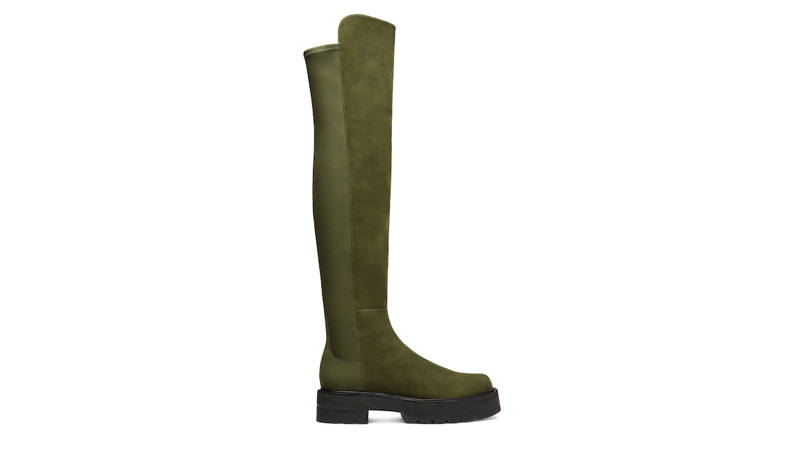 5050 ULTRALIFT BOOT, Hunter Green, Product image number 0