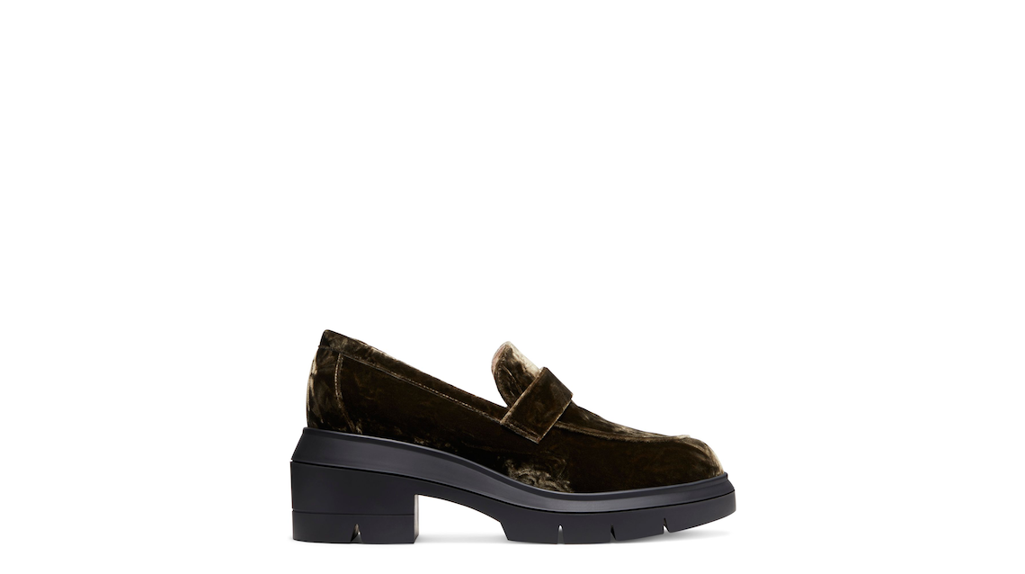 AIDEN RISE LOAFER, Taupe, Product image number 0