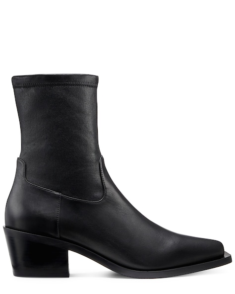 MILEY WESTERN BOOTIE, Black, ProductTile