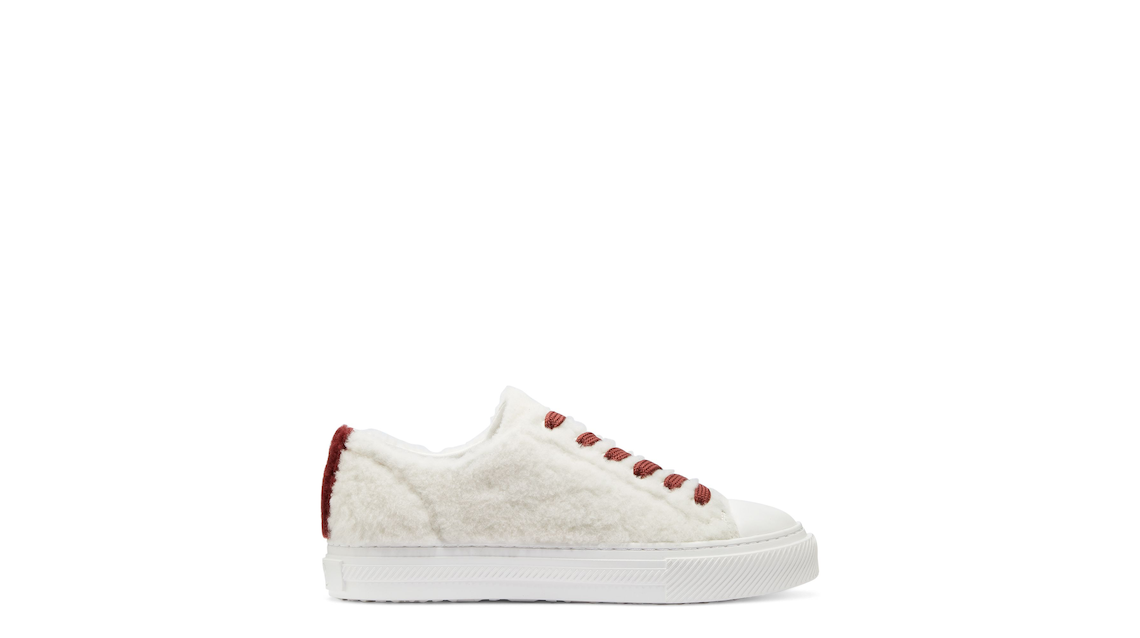 OLLIE CHILL, White & chile red, Product image number 0