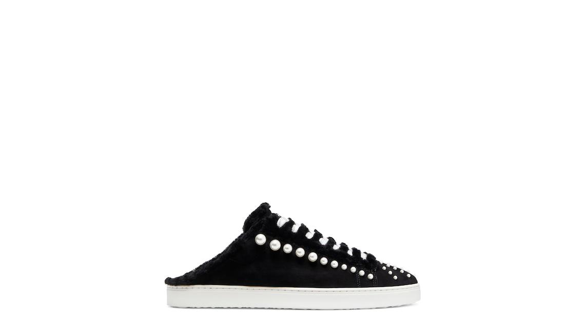 GOLDIE CHILL MULE SNEAKER, Black, Product image number 0