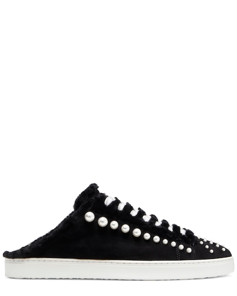 GOLDIE CHILL MULE SNEAKER, Black, ProductTile