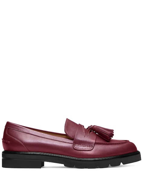 ADRINA LOAFER, Cranberry, ProductTile